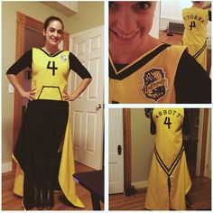 So people asked me to put together a tutorial of how I made my quidditch uniform. I want to preface this a few comments. 1. This was for self enjoyment. I made it to make myself happy, no intentio...