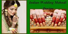 Indian Wedding Mehndi Design For 2016 Bridals