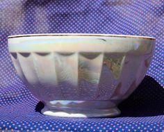 Vintage  Bol en porcelaine blanche LONGCHAMP France  par lojaVintage, €20.60