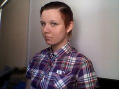 skinhead and proud :)