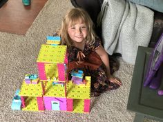 This wonderful creation was designed by Aria! Thank you for sharing! Make It Yourself, Toys, Happy, How To Make, Design, Activity Toys, Design Comics, Games, Toy