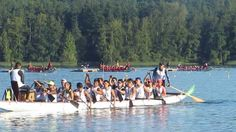 ★ Canadian Dragon Boat Championships 2013 Day 3 Race 105 Rowbust 2013 Na...