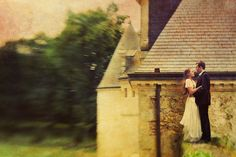 It's theeem.  Wellll.  Not reallyy.  But still, feels, because ages and a castle and stuff.