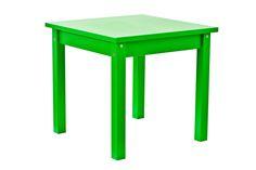 Classic Green Children Table by Hoppekids