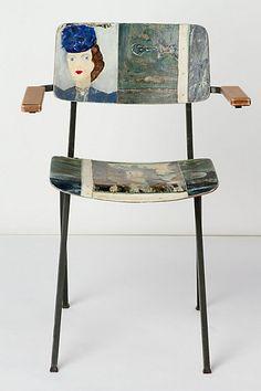 Blue Hat Armchair, 2010