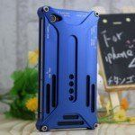 Durable Metal Aluminum Bumper Case Cover Non Element Blade for Apple iPhone 4 4S(Blue) //  Description This case is made out of HIGH QUALITY Metal Aluminium. It's a full metal case with rubber protectors inside the case to protect your iphone from scratches once it's installed. The case is made out of two parts, which are held together by four screws. We //   Details  Color: blue Brand: UNZMEWIAOG// read more >>> http://Ardelia161.iigogogo.tk/detail3.php?a=B00MIZWFE4