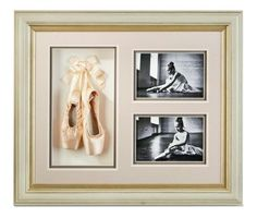 Beautiful idea ballet shadowbox