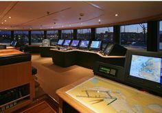tatoosh control room mega yacht Inside Paul Allens $160 Million Yacht Tatoosh