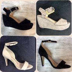 WEBSTA @ effiesinc - New shipment of our favorite Sacha London shoe in TWO colors   a classy strappy heel!! Come in before they're gone! #shoplocal