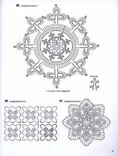 ISSUU - Crochet 156 designs by Crowe Berry