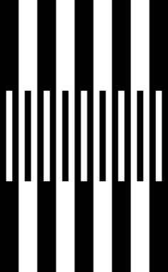 One of the things I like about running this site is finding people who create Op Art in a totally original and unique way - for example Orang Vahid who produces Optical Illusion Quilts, Art Optical, Optical Illusions, Op Art, Textures Patterns, Print Patterns, Black And White Quilts, Illusion Art, White Art