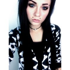 """{Shannon Taylor} """"Hi there! I'm Mari. I'm 18 and totally 100% a vampire."""" I laugh lightly. """"I love music and having completely random fun. I'm not to good at bios, so, come say hi and we can do a Q and A."""""""