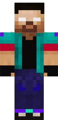 Minecraft Youtubers Skins List Path Decorations Pictures Full - Skin de youtuber para minecraft
