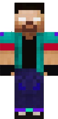 CaptainSparklez Minecraft Skin P Youtubers Pinterest - Skins para minecraft pe de youtubers