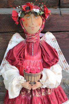 Rag Dolls, Diy Doll, Pattern, Art, Angel, Fabric Dolls, Art Background, Cloth Art Dolls, Patterns