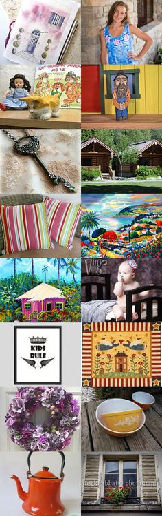 No Place Like Home by Marcia on Etsy--Pinned+with+TreasuryPin.com #etsyspecialt #integritytt