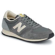 U420 PREM Grau von New Balance - Preis - 80,99 € - besten #Sneaker #Schuhe in der Laufzeit der Leistung und Komfort. #NewBalanche