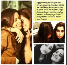 Camren // Camila Cabello's birthday message to Lauren Jauregui