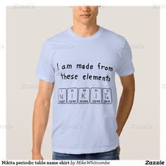 Samu periodic table name shirt periodic table urtaz Image collections