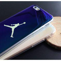 b25f910c736 1.88 21% de réduction|Coque souple jamulaire Flyman Michael Jordan pour  iphone 7 XS MAX XR 8 Plus X Coque arrière en Silicone pour iphone 6 6 s 7  Coque ...