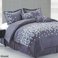 DR International Mosaic 6 Piece Comforter Set · Bett Und BadQueen ...