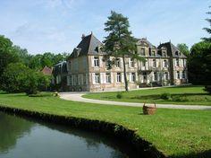 Château et Parc de la Grange aux Champs à Nettancourt