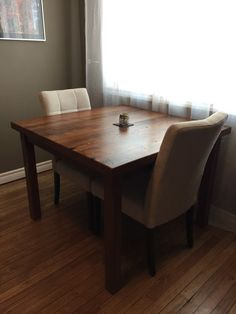Smaller dining table by Tom Spivak