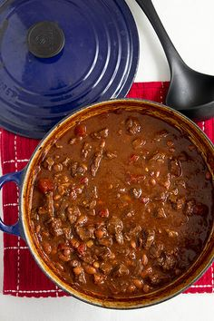 New chili recipe to try