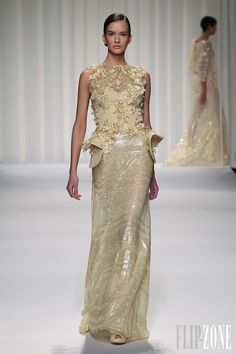 Abed Mahfouz - Couture - Spring-summer 2013