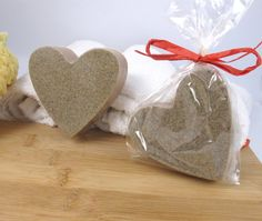Heart Soap for Men Valentines Heart Soap for by TashaHusseyBody