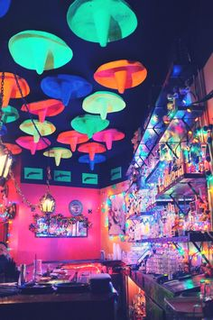 Mexican Restaurant - love the neon!
