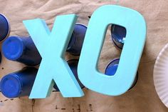 XOXO Valentine's Day Craft - DIY Playbook