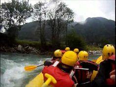 #Rafting Eisack 2-3 (Rafting Club Activ) #Ahrntal #Suedtirol