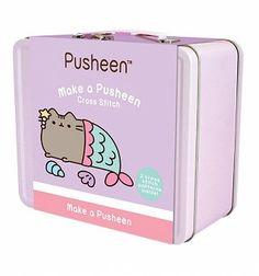 Make Pusheen Cross Stitch Craft Kit