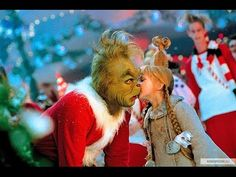 How the Grinch Stole Christmas Movie 2000 - Jim Carrey, Taylor Momsen, K. O Grinch, The Grinch Movie, Grinch Who Stole Christmas, Best Christmas Movies, Christmas Music, A Christmas Story, Christmas Mood, Christmas Images, Holidays Events