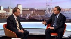 Cameron on Marr