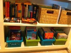 Links to tons of homeschool rooms