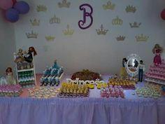 Festa Princesas feita por Sua Festa Organizada ( www.facebook.com/festaorganizada )