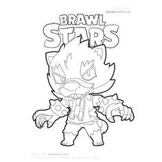 Brawl Stars Coloring Pages Star Coloring Pages, Boy Coloring, Free Coloring, Animal Sketches Easy, Art Sketches, Super Easy Drawings, Clever Halloween Costumes, Star Character, Background Design Vector