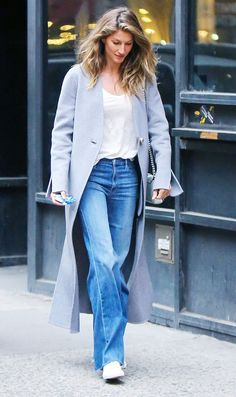 How to Dress Comfortably in Your 30s via @WhoWhatWear