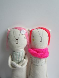 dolls by marina rachner