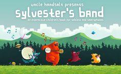 [FREE Lite Version] Sylvester's Band Lite - Interactive Children's Book