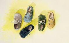 Sweet shoes for baby