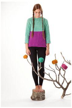 Made by hand azul-morado Jersey Lana, Etsy, Knitting, Handmade, Clothing, Style, Fashion, Hand Made, Creativity