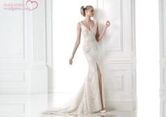 Atelier Pronovias 2015 Spring Bridal Collection