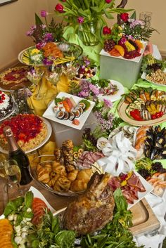 Holiday Brunch Buffet