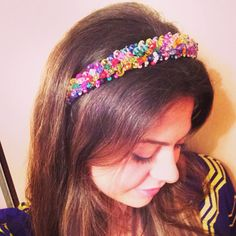 Colourful#hairband