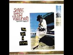 Little Wing - Stevie Ray Vaughan - The Sky is Crying - 1991 (HD)