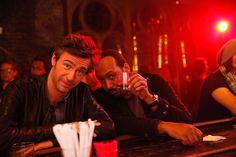 """Jack Davenport and Jesse L. Martin behind the scenes of """"The Bells and Whistles"""" Jesse L Martin, The Threepenny Opera, So Much Love, My Love, The Merchant Of Venice, Nbc Tv, Im Weak, Winter's Tale, Second Best"""