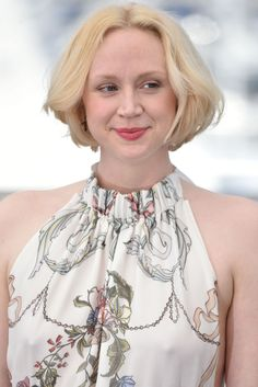 "#Cannes, #CannesFilmFestival, #Movie Gwendoline Christie at ""Top of the Lake: China Girl"" Photocall – 70th Cannes Film Festival 